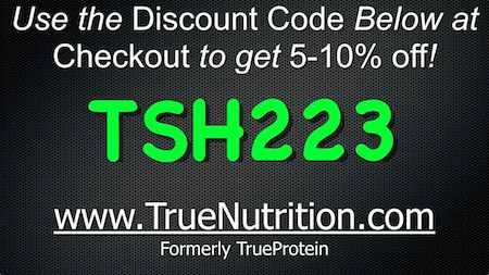 Expired True Nutrition Coupon Codes & Promo Codes might still work. Free Gifts. There are 46 True Nutrition promo codes updated frequently on HotDeals, such as Discount 5% on all your bankjack-downloadly.tk a coupon code at bankjack-downloadly.tk and save money. Hurry before they are expired.